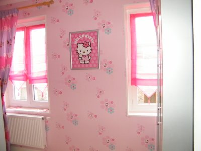 Chambre hello kitty - Hello kitty chambre bebe ...